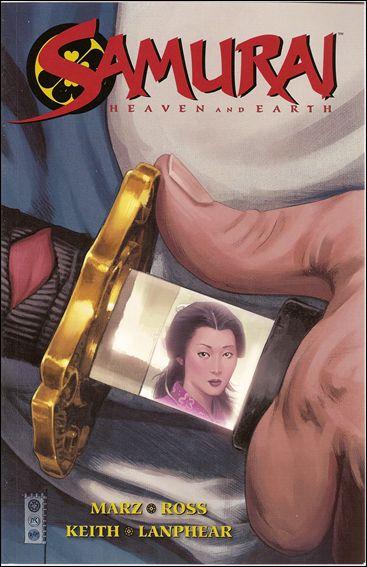 Samurai: Heaven & Earth 1-A by Dark Horse