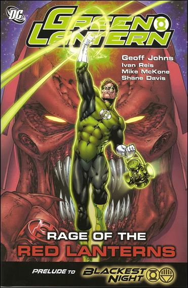 Green Lantern: Rage of the Red Lanterns 1-A by DC