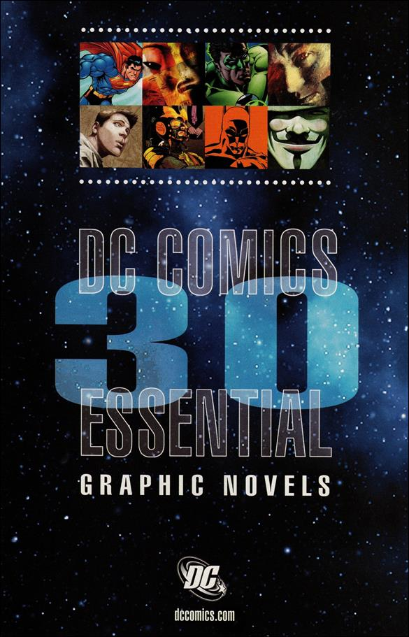 30 Essential Graphic Novels 1-A by DC