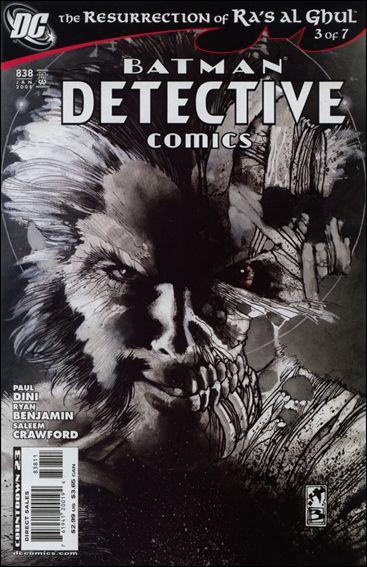 Detective Comics (1937) 838-A by DC