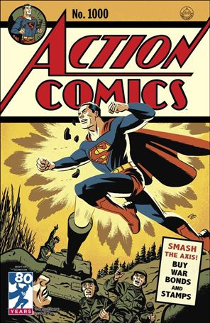 Action Comics (1938) 1000-C