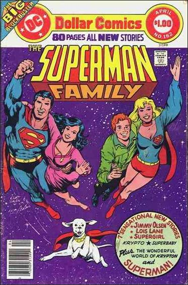 Superman Family 182-A by DC