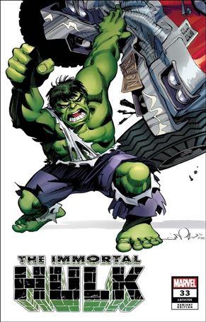 Immortal Hulk 33-G