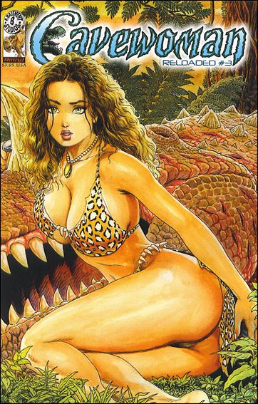 Cavewoman Reloaded 3-A by Basement Studios