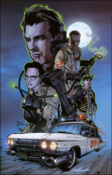 Ghostbusters: Displaced Aggression 4-C by IDW