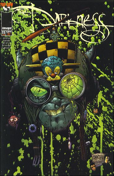 Darkness (1996) 11-I by Top Cow