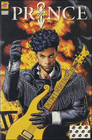 Prince: Alter Ego nn-A by Piranha Press