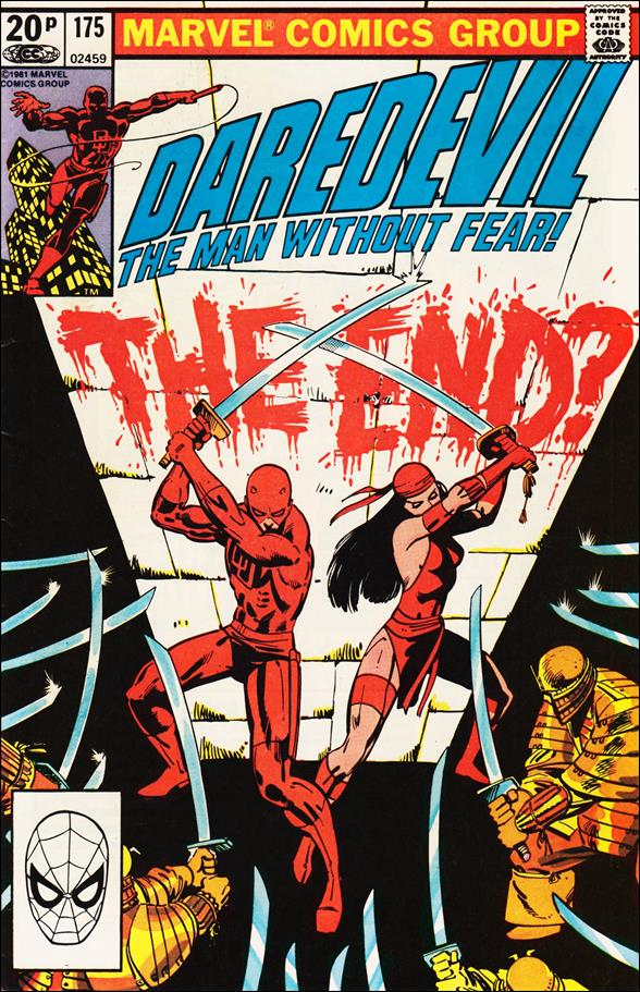 Daredevil (1964) 175-B by Marvel