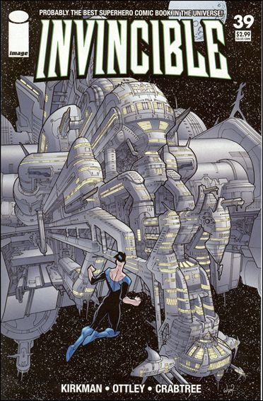 Invincible 39-A by Image