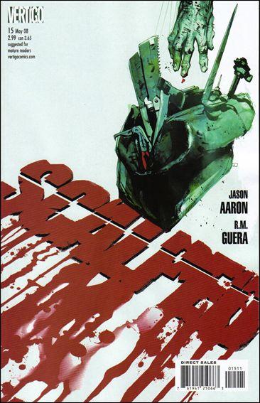 Scalped 15-A by Vertigo