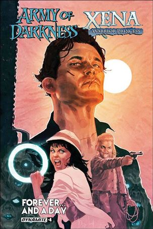 Army of Darkness/Xena: Forever and a Day 4-A