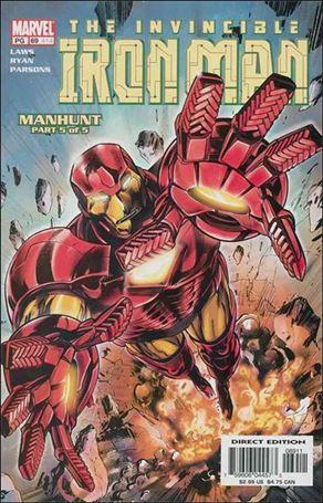 Iron Man (1998) 69-A