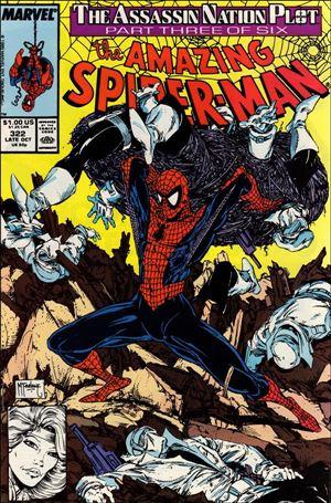 Amazing Spider-Man (1963) 322-A
