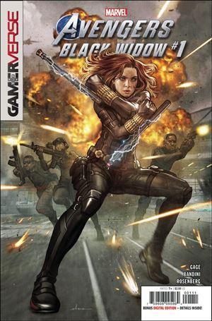 Marvel's Avengers: Black Widow 1-A