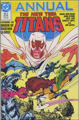 New Teen Titans Annual '2'-A