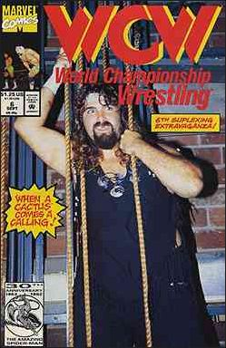 WCW: World Championship Wrestling 6-A by Marvel