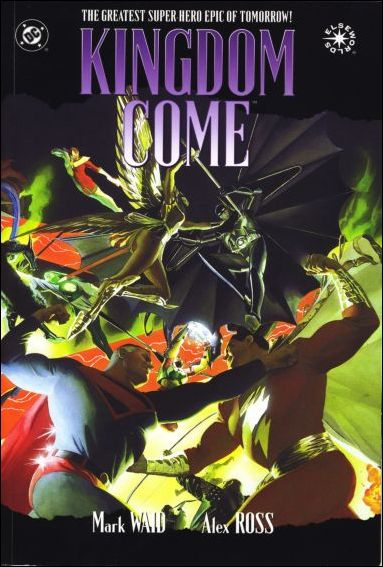 Kingdom Come nn-G by DC