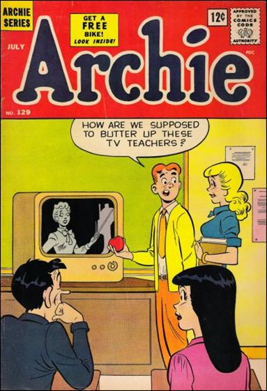 Archie (1942) 129-A by Archie
