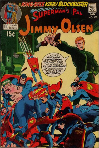 Superman's Pal Jimmy Olsen 135-A by DC