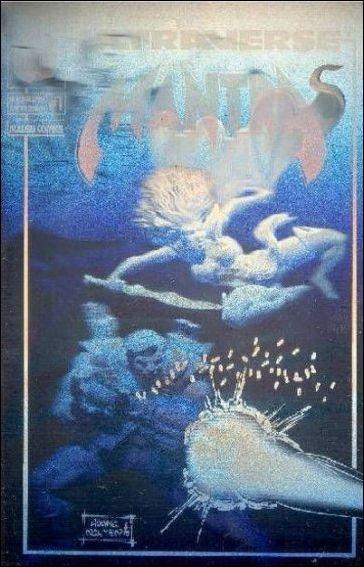 Mantra (1993) 1-E by Malibu