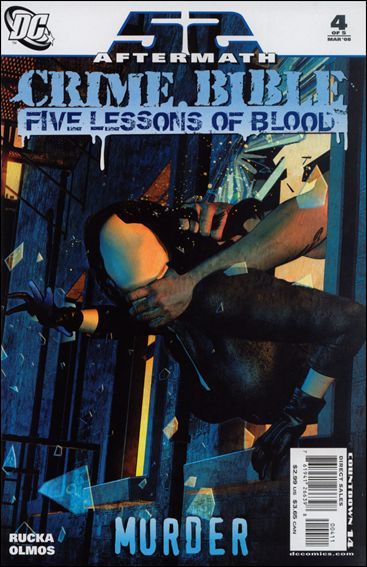 Crime Bible: The Five Lessons 4-A by DC