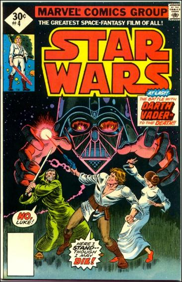 Star Wars (1977) 4-C by Marvel