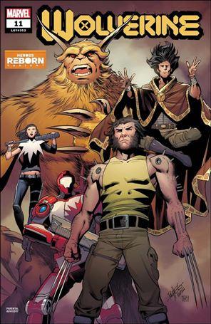 Wolverine (2020) 11-B