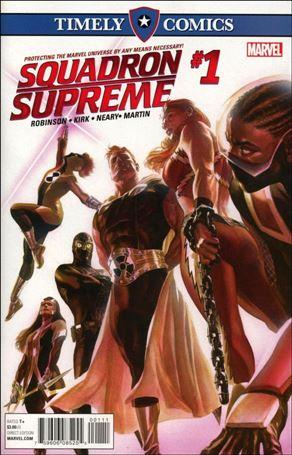 Timely Comics: Squadron Supreme 1-A