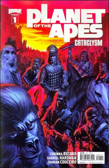 Planet of the Apes: Cataclysm 1-A by Boom! Studios