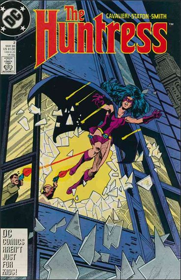 Huntress (1989) 2-A by DC