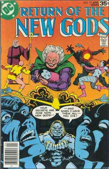 New Gods (1971) 17-A by DC