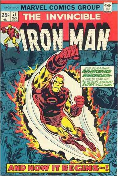 Iron Man (1968) 71-A by Marvel