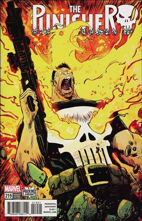 Punisher (1987) 219-B