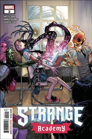 Strange Academy 2-A