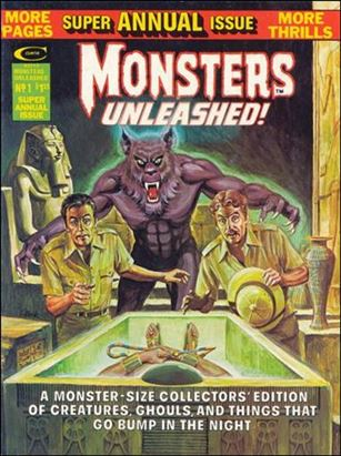 Monsters Unleashed Annual 1-A