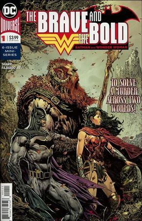Brave and the Bold: Batman and Wonder Woman 1-A