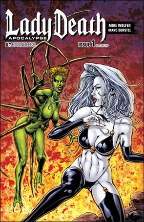 Lady Death: Apocalypse 1-M