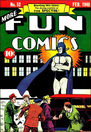More Fun Comics 52-A by DC