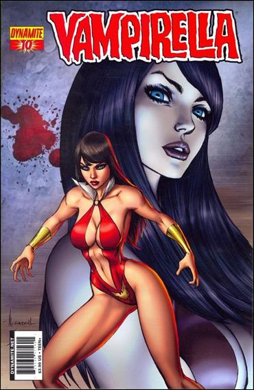 Vampirella (2010) 10-D by Dynamite Entertainment