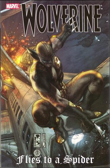 Wolverine: Flies to a Spider nn-A by Marvel
