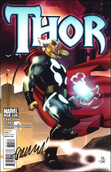 Thor (1966) 615-E by Marvel