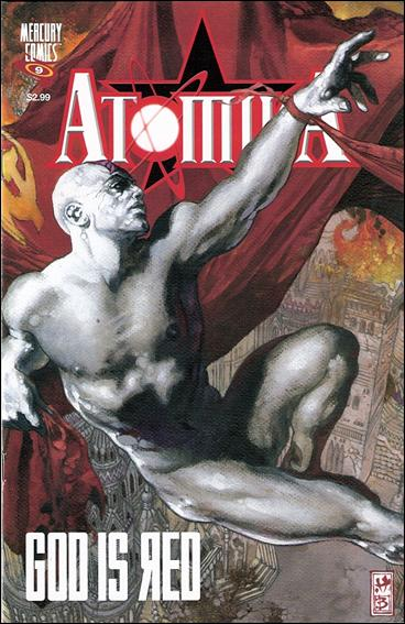 Atomika 9-A by Mercury Comics