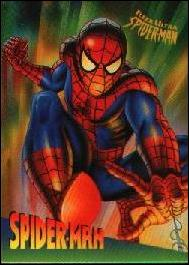 Fleer Ultra Spider-Man (Promo) 5-A by Ralston Foods