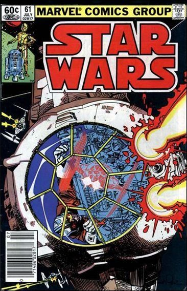 Star Wars (1977) 61-A by Marvel
