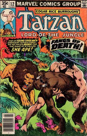 Tarzan (1977) 12-A