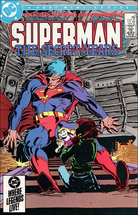 Superman: The Secret Years 3-A by DC