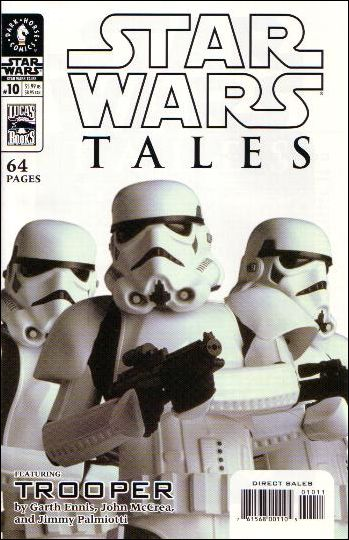 Star Wars Tales 10-B by Dark Horse