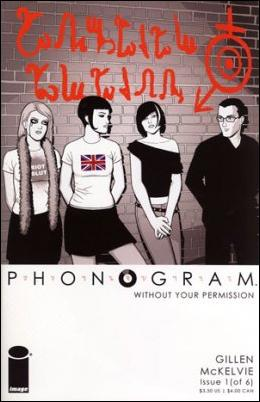 Phonogram 1-B by Image
