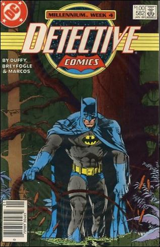 Detective Comics (1937) 582-B by DC
