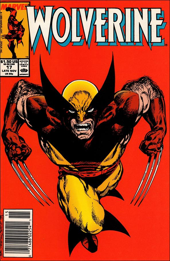 Wolverine (1988)  17-A by Marvel